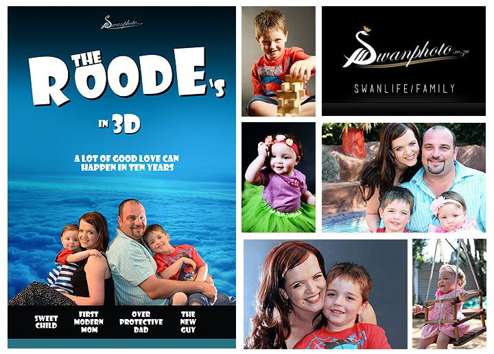 The Roode Family, See more at https://www.facebook.com/swanfotografie