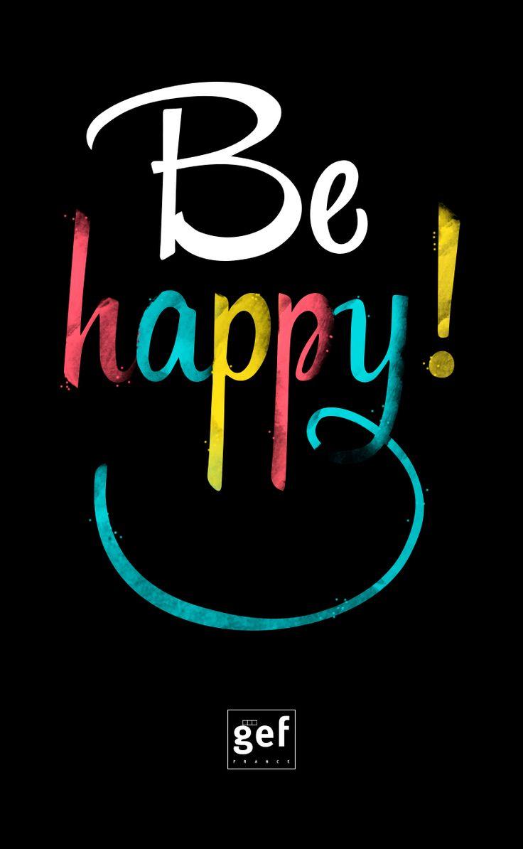 ¡Haz lo que más te gusta, se feliz! #GefInspired #SomosGef