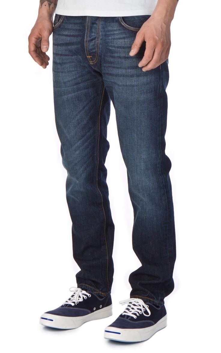 Nudie Jeans Steady Eddie Rich Contrast