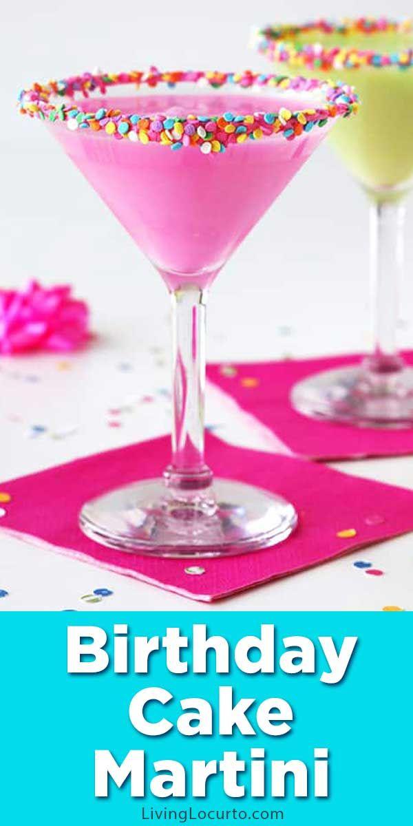 Astonishing Birthday Cake Martini Recipe With Images Birthday Cake Funny Birthday Cards Online Benoljebrpdamsfinfo
