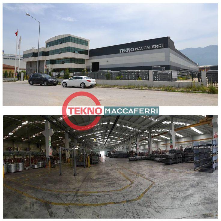 Tekno Maccaferri Fabrikası Henüz 3. Yılında Kapasitesini %30 Artırarak, Başta Avrupa Olmak Üzere Ortadoğu Ülkeleri ve Türki Cumhuriyet'lere İhracatını Gerçekleştirdi.  #tekno #teknomaccaferri #maccaferri