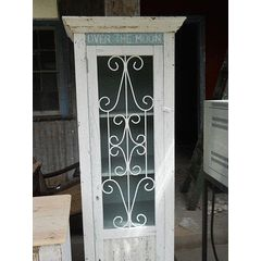 BURGLAR BAR CUPBOARD KIM'S CREATIONS for R2,800.00