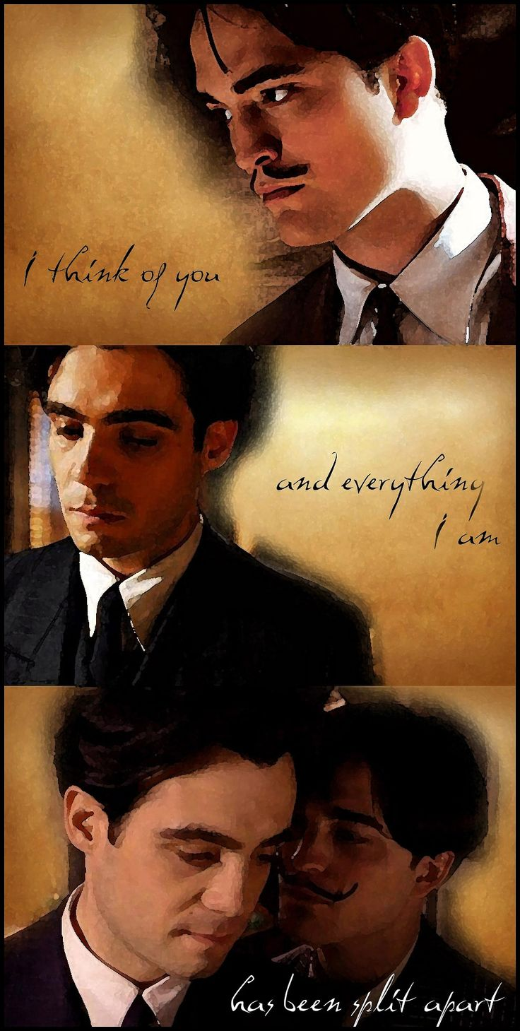 Beautiful edit from Little Ashes!