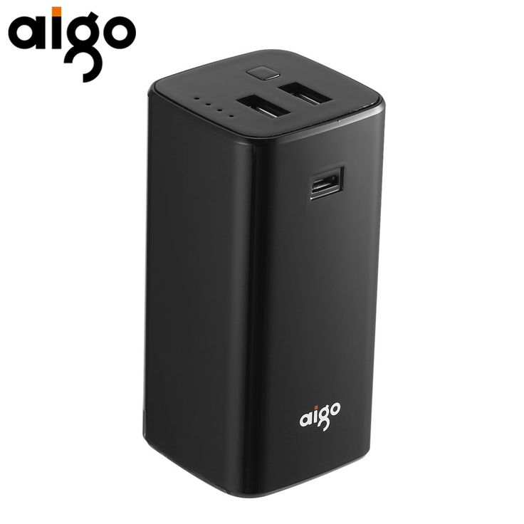 Aigo Dual USB Outputs LED Charging Indicate Power Bank 8800mAh Backup Portable External Battery Pack for Smartphones Tablet PC     Tag a friend who would love this!     FREE Shipping Worldwide     Buy one here---> https://shoppingafter.com/products/aigo-dual-usb-outputs-led-charging-indicate-power-bank-8800mah-backup-portable-external-battery-pack-for-smartphones-tablet-pc/