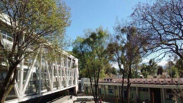 Escuela Nacional Preparatoria 6 Antonio Caso en Coyoacán, Distrito Federal