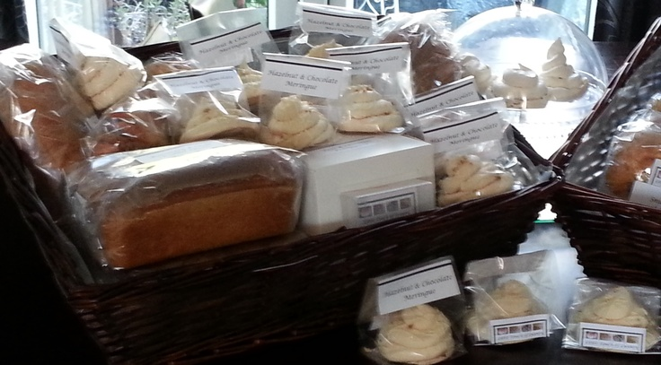 Luxury Artisan Breads and Patisserie, pack and ready for the stores
