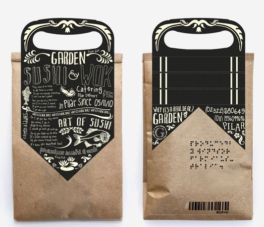 Look like this is one of the team's top #packaging pins for #2013 with over 300 repins in just a few months PD #toppins