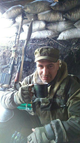 Russian ASVK rifle on frontline in Ukraine.