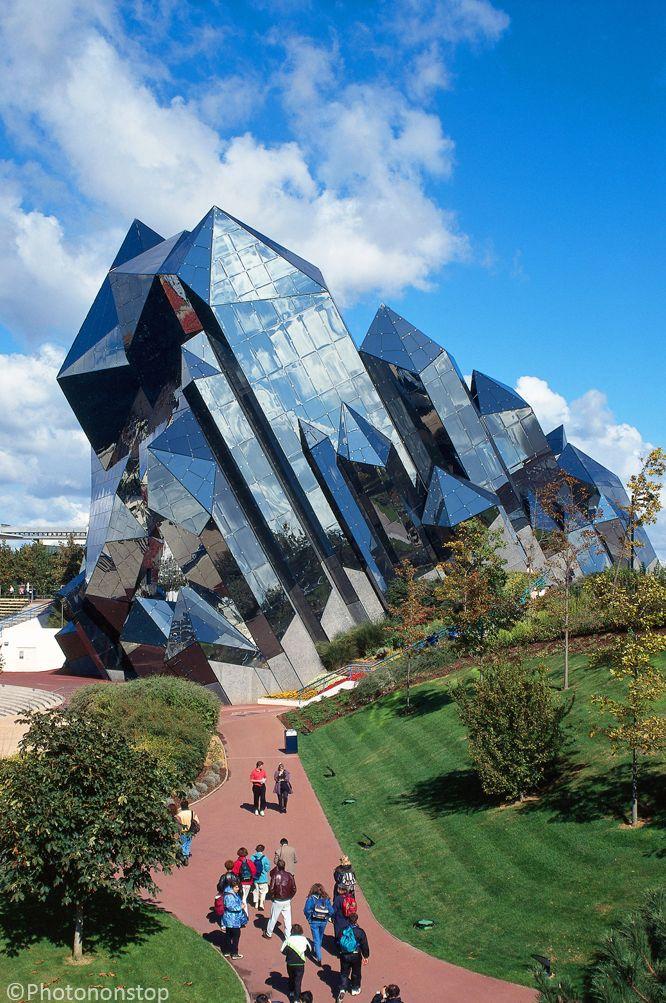 Les nouvelles attractions et spectacles du Futuroscope (Futuroscope, Poitiers, France)