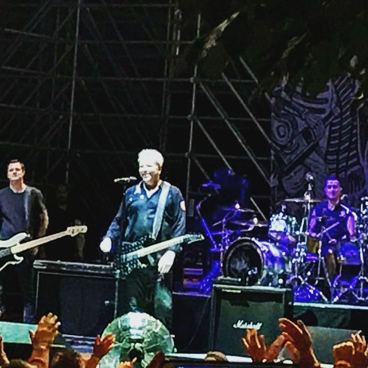 The Offspring  @collisioni #live #liveshow #barolo