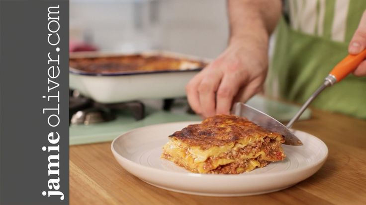 How to Cook Classic Lasagne