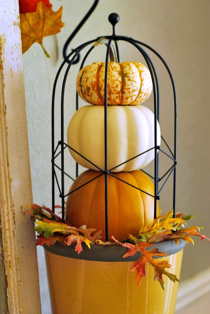 Major Hoff Takes A Wife: Fall Home Decor To Bring Autumn Into Any Room