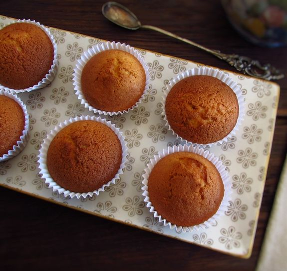 Queques de baunilha | Food From Portugal