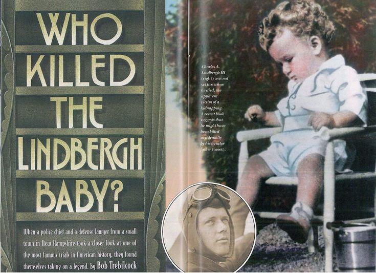 Who Killed Lindbergh's Baby?