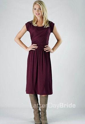 Modest Clothing, MDS 3001 | LatterDayBride & Prom