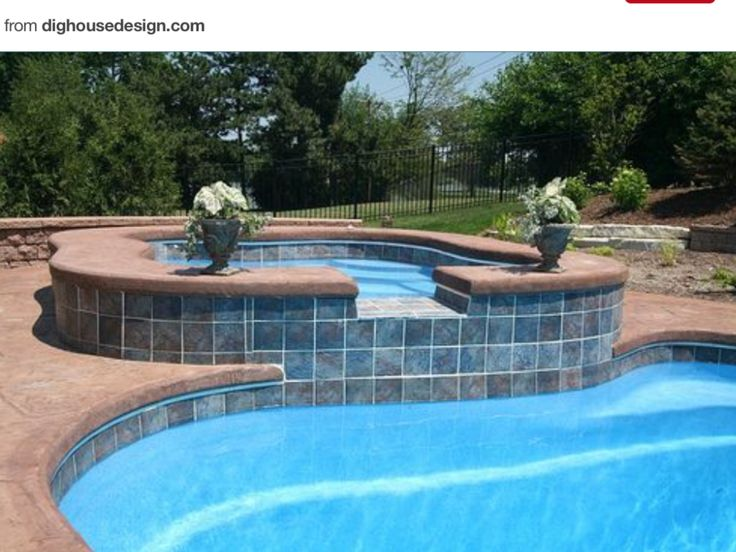 Pool Tile Water Fountain : Best images about pool design fountains on pinterest