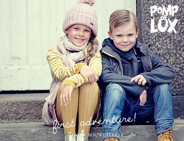 Visit our facebook page: POMPdeLUX Konnerud