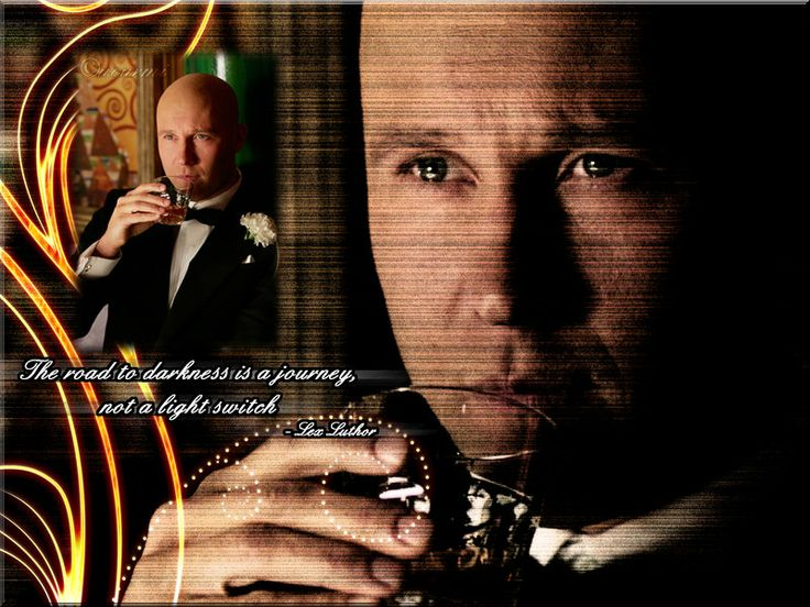 lex luthor smallville quotes - Google Search