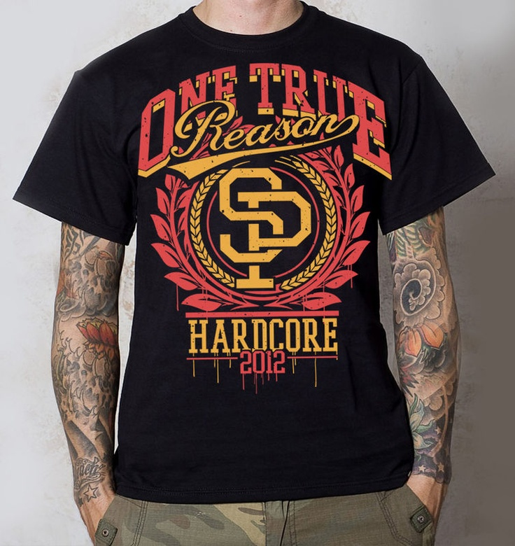 Camiseta OTR Brasão / College Crest