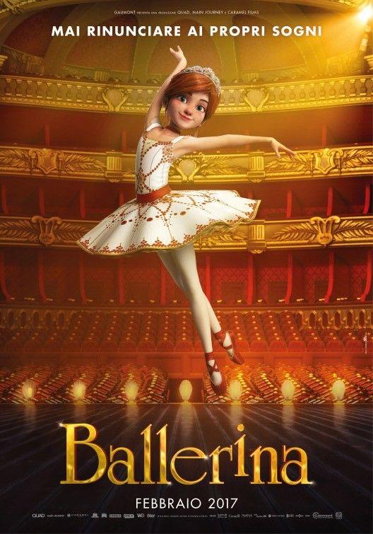 BALLERINA STREAMING FILM ITA