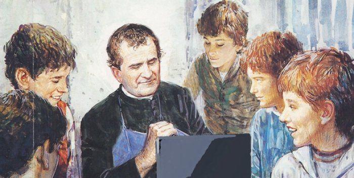 Don Bosco: tra la fede e il gioco, educando futuri campioni