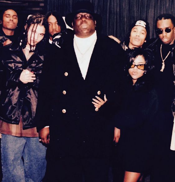 HIPHOPRAPR&B | Bone Thugs-n-Harmony, Notorious B.I.G, Puff Daddy & Lil' Kim by Nitro  https://www.electricturtles.com/collections