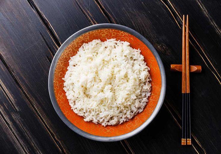 Ris er en av matvarene med høyest nivå av arsen her i Norge.