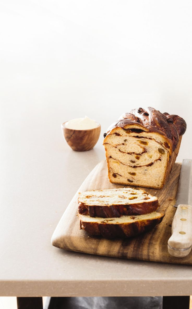 Cinnamon Swirl Bread. Looking for a baking project this weekend? Try our recipe for Cinnamon Swirl Bread, which uses a Japanese sandwich base called shokupan instead of the usual American sandwich bread.