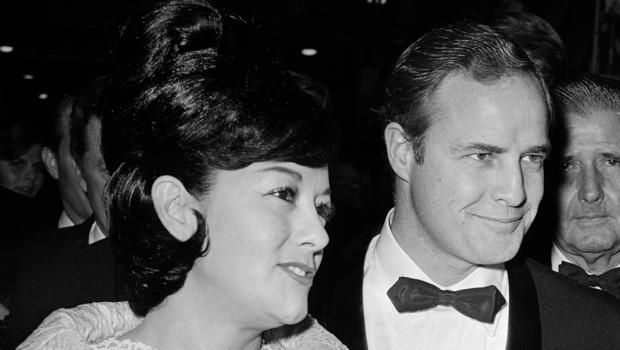 Movita Castaneda, 2° esposa de Marlon Brando