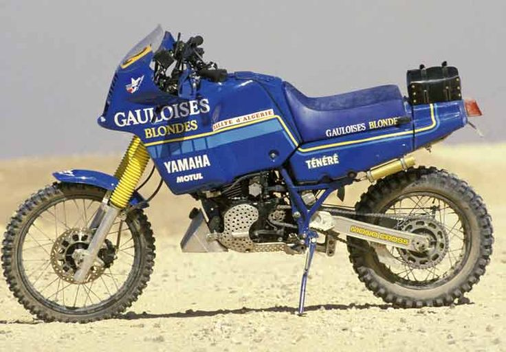 Paris Dakar Motorrad
