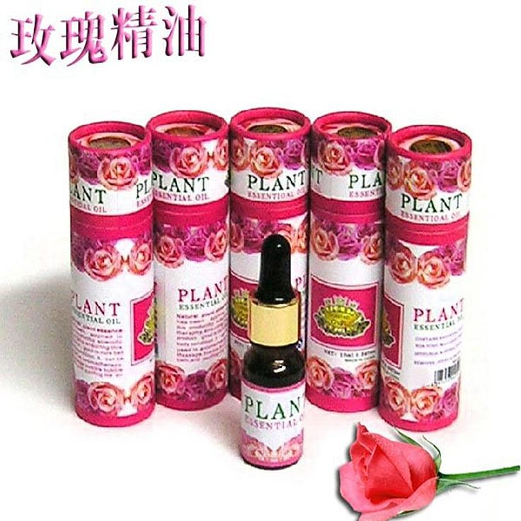[Visit to Buy] 1pcs dropper 10ml Rose plant essential oils for SPA Bath Massage aromatherapy oil household daily supplies flavor Home Air care #Advertisement