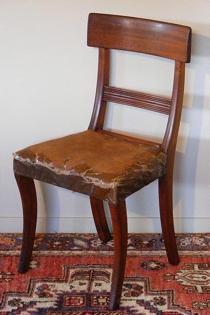 Australian Colonial Cedar Dining Chair SOLD Chantilly Antiques · Colonial  FurnitureAntique FurnitureStreet ...