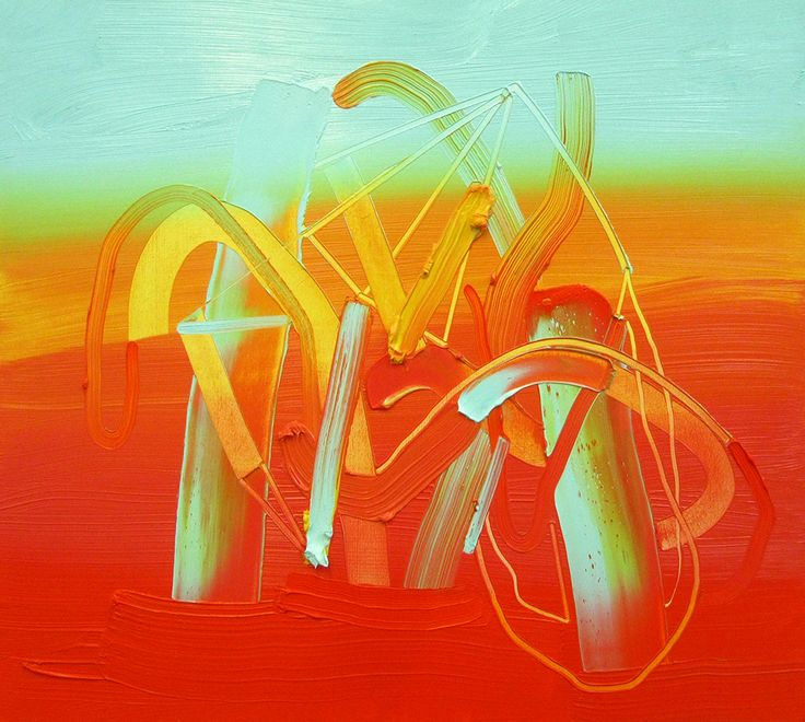 The Abstract Paintings of Erin Loree. I have to... - SUPERSONIC ART