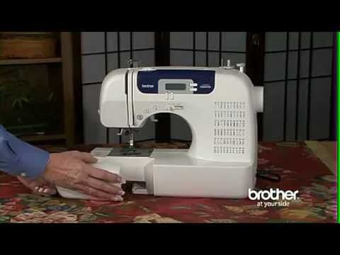 Click Here: http://eliteproductreview.com/Brother6000iUser-friendly and portable, the CS6000i offers a wide range of sewing and quilting features, all at a price that's easy on your budget. Select from 60 built-in sewing stitches, including decorative stitches and 7 styles of one-step buttonholes; choose from the 9 included presser feet; use the detachable, oversized table for larger projects; and take your machine with you to classes with the included hard carry case. The CS6000i is…