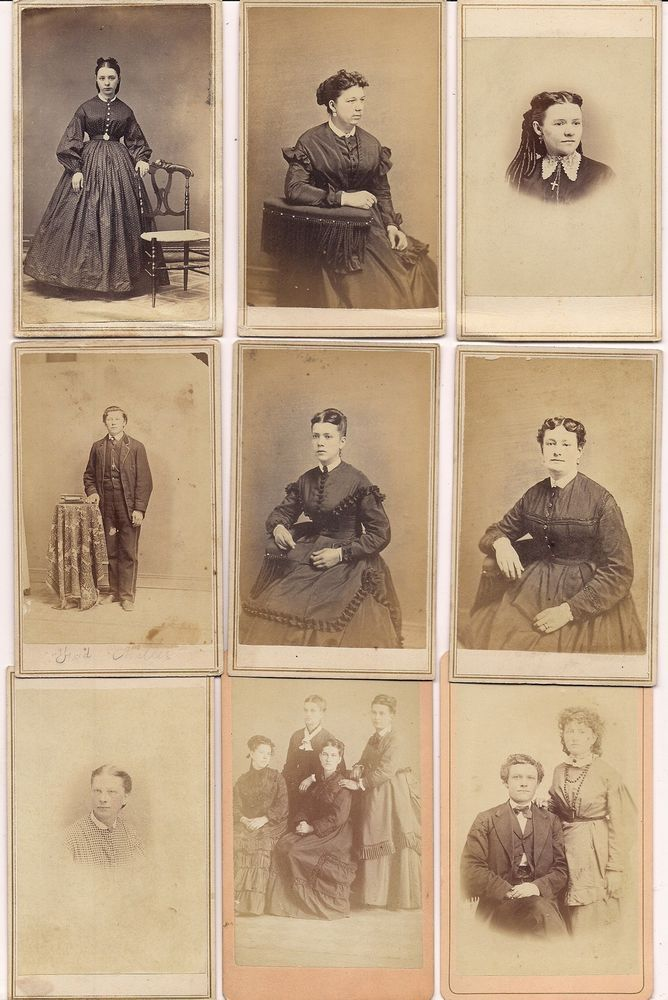 25 trending local photographers ideas on pinterest family photo marion ohio 9 cdvs of well dressed people by local photographers 1860s junglespirit Choice Image