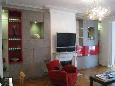 9 best images about salon vintage on pinterest architects cas and salons - Table basse molteni ...