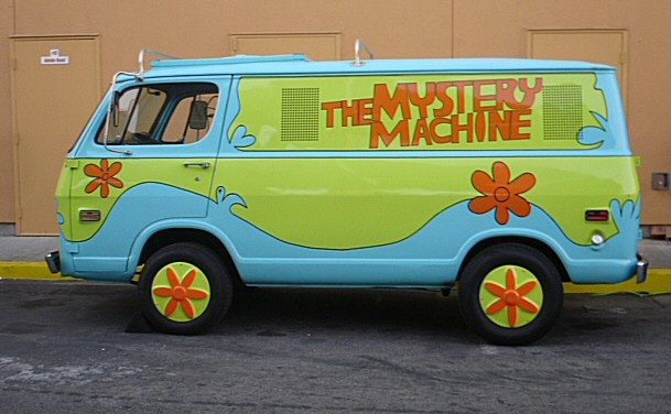 <3: Automobiles, Mystery Machine, Graphics Art, Muscle Cars, Mystery Vans, Bays, Sweet Riding, 2007 Photo, Scooby Doobi