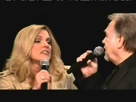 Gene Watson & Rhonda Vincent - Staying Together (+playlist)