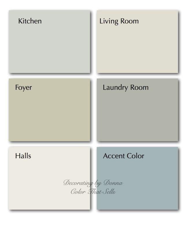 hezká barevná paleta