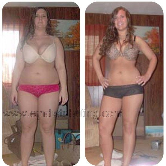 Before and After Weight Loss - our bodies are similar.