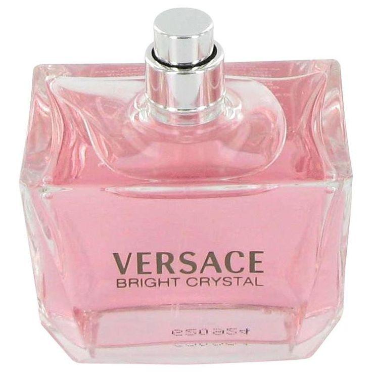 Bright Crystal by Versace Eau De Toilette Spray (Tester) 3 oz