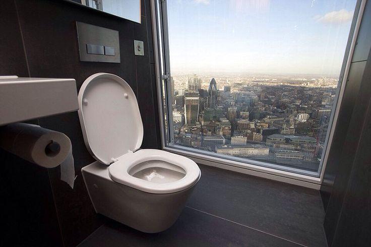 Les vues des toilettes du monde entier  2Tout2Rien