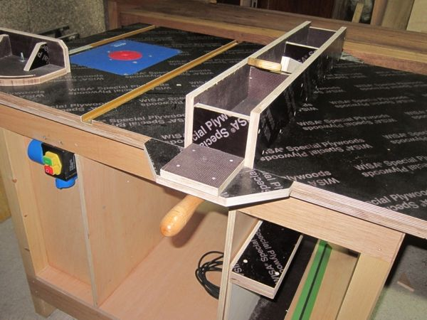 A compilation of some of the Saw & Router Table our users are making. Go ahead and share yours!