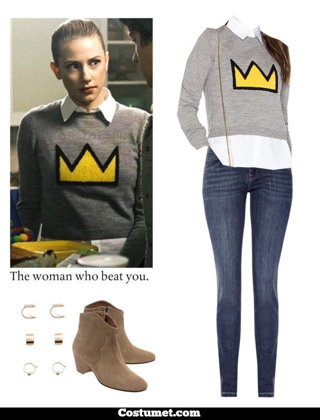 Dress Like Betty Cooper Costume Riverdale Outfits Costume Guides