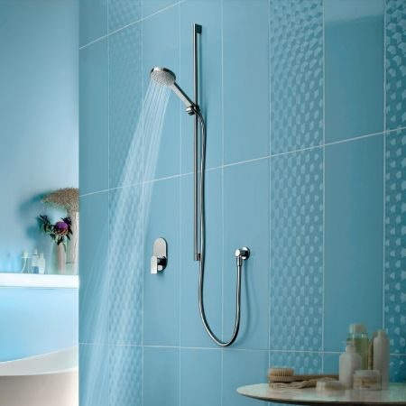 Mare Slide Shower With 105mm Handpiece