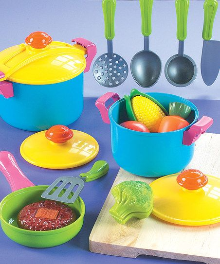 Young Chef's Cookware Set