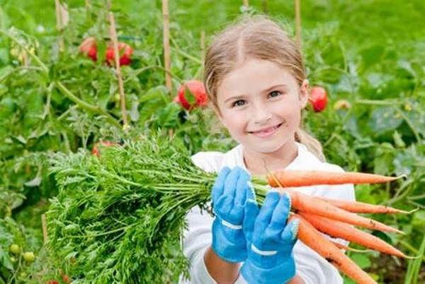 Fare giardinaggio fa bene alla salute dei bambini, lo studio che lo conferma