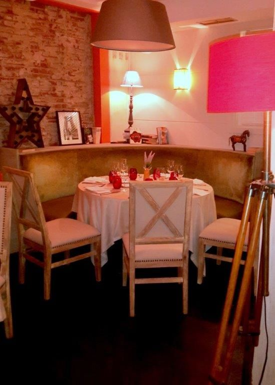 El restaurante Aitzgorri de San Sebastián-Donostia es un lugar agradable para degustar la cocina tradicional vasca.