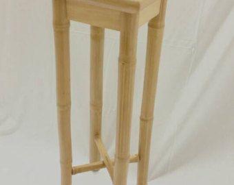 Coppia Comodini in legno Brigitte di steelwoodart su Etsy