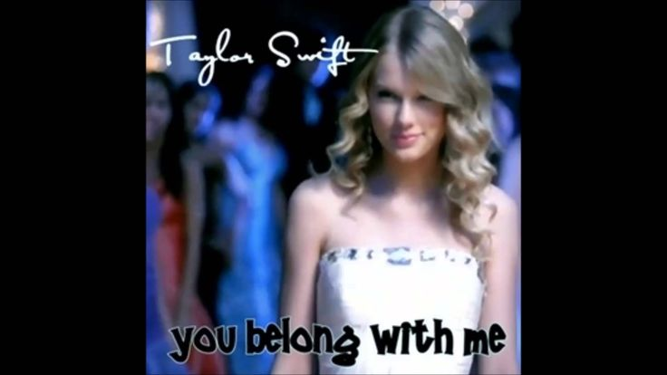 You Belong With Me - Taylor Swift Mp3 Music